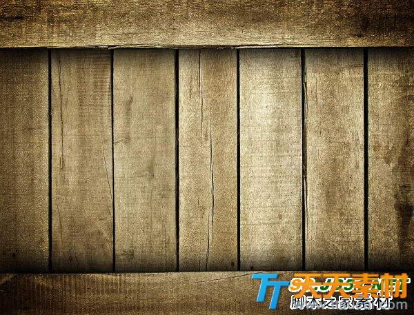 青黄色木板木纹高清图片背景图