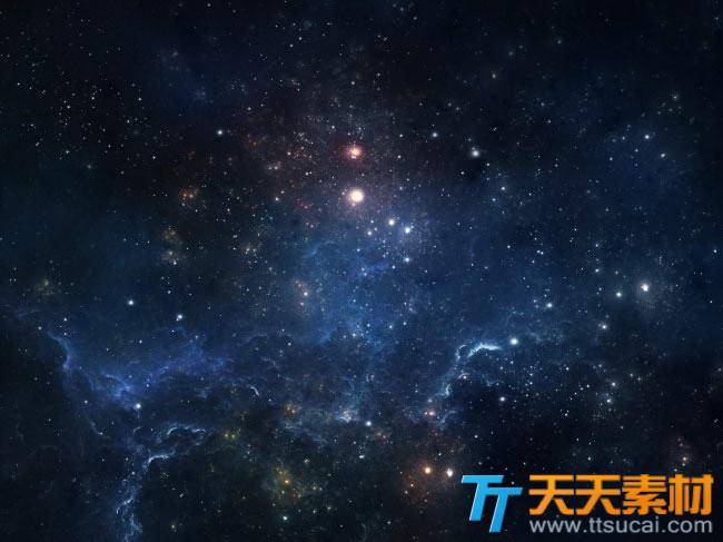 浩瀚宇宙星空背景图片