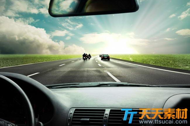 汽车车内视觉高清图片下载
