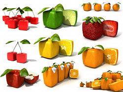 创意水果高清图片