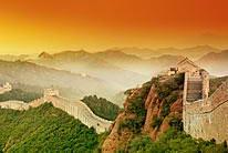八达岭万里长城高清横版图片下载
