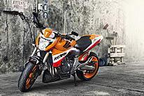 摩托车跑车高清图片