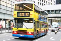 广州双层巴士图片