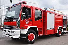消防车高清图片素材