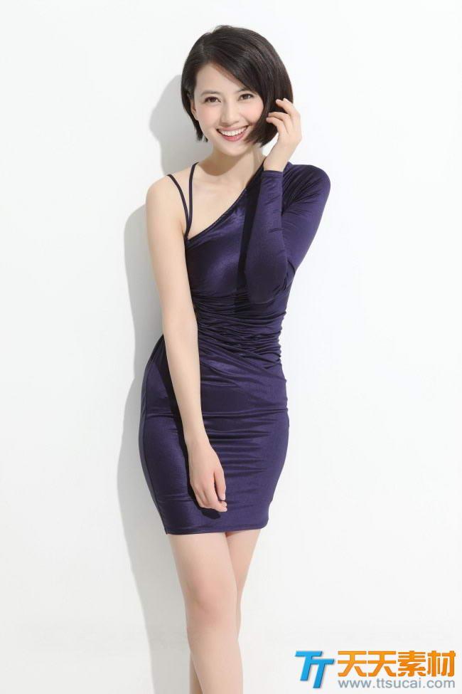 高圆圆性感短裙写真图片