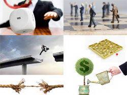 商业白领概念高清图片