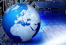 全球网络高科技高清图片素材