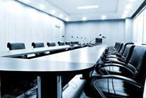 商业会议室桌椅图片