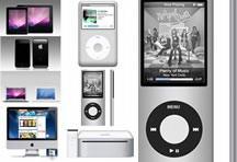 iphone4、IPodClassic等播放器ui界面